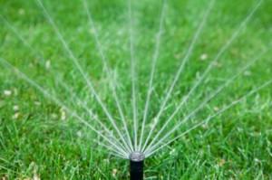 Water saving sprinklers