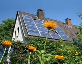 solar energy system installation