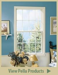double hung pella windows