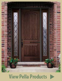 Entry Doors by Pella