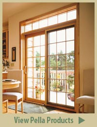 Patio Doors that Slide Open by Pella