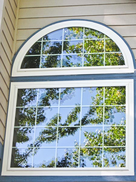 special curved windows