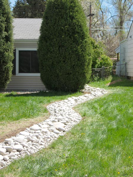 fix foundation drainage