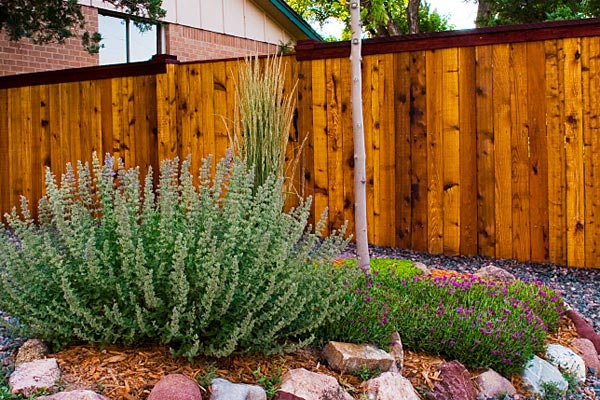 Fence and Landscape Project