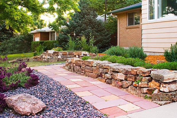 landscaping and hardscaping in boulder co
