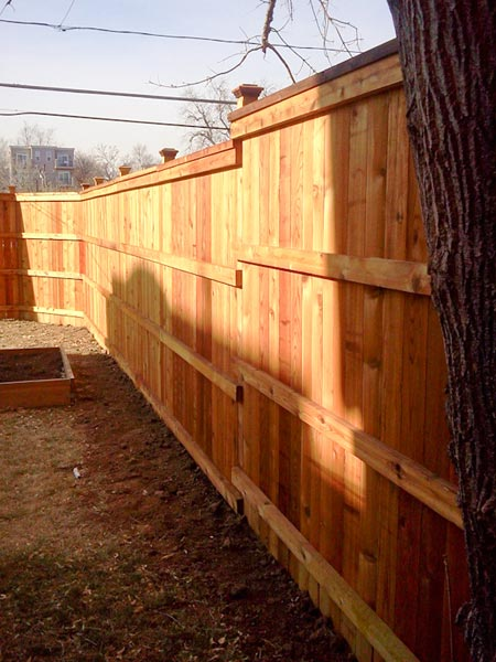 tall fence - denver co